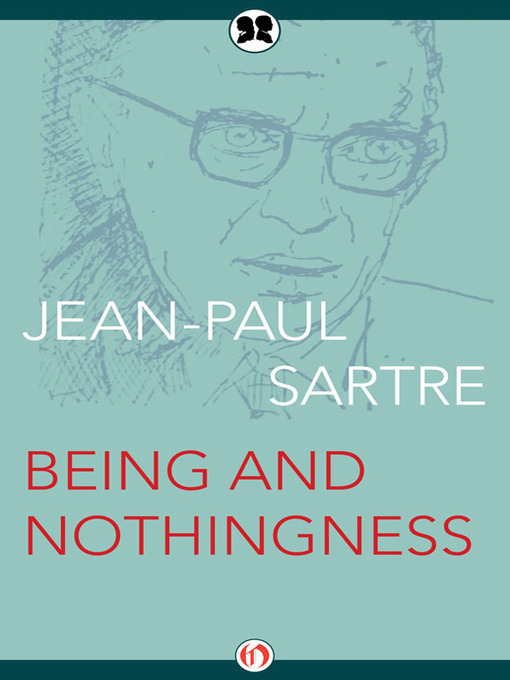 Essays in existentialism sartre summary thr problem of nothingness