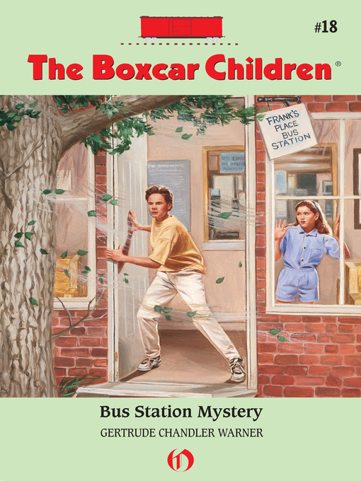 Bus Station Mystery (eBook): The Boxcar Children Series, Book 18