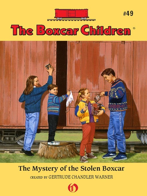 Mystery of the Stolen Boxcar: The Boxcar Children Series, Book 49 - The Boxcar Children (eBook)