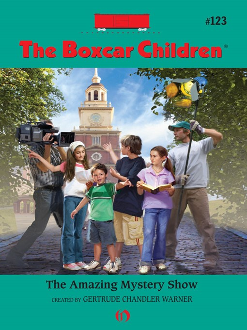 Amazing Mystery Show (eBook): The Boxcar Children Series, Book 123