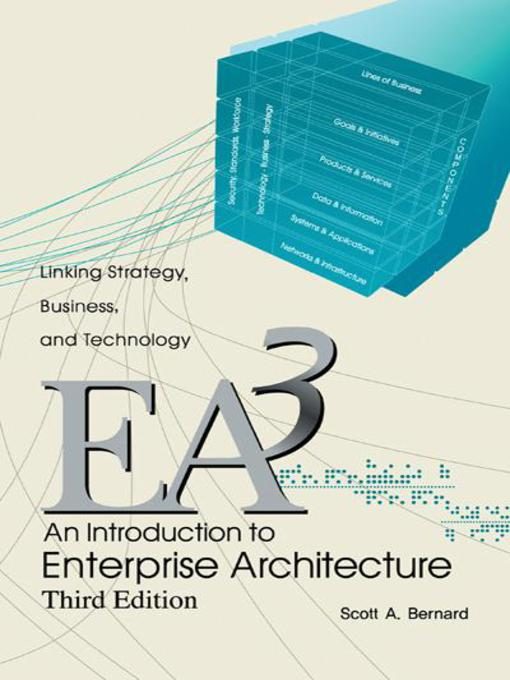 An Introduction to Enterprise Architecture (eBook)