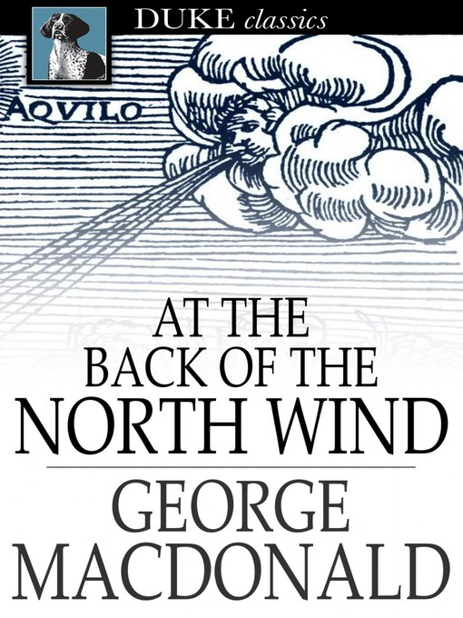 Cover image for At the Back of the North Wind