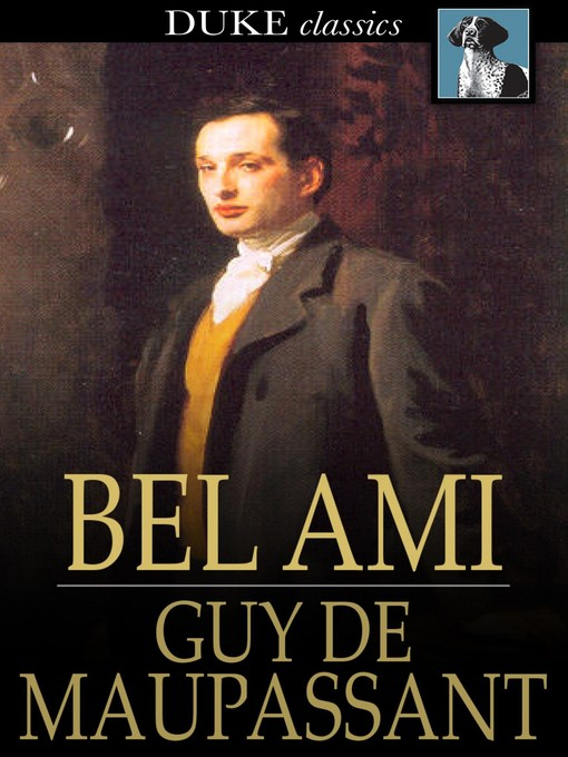 Cover image for Bel Ami
