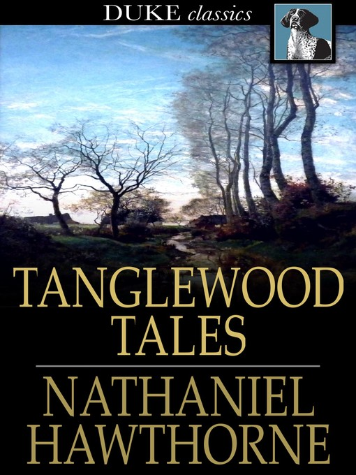 Cover image for Tanglewood Tales