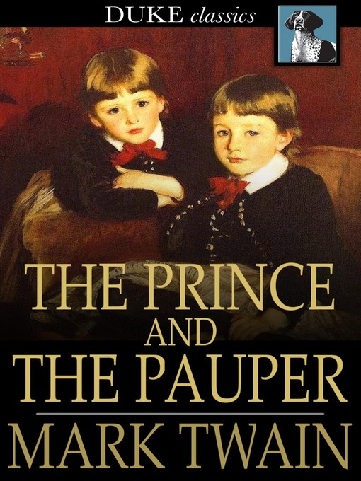 Cover image for The Prince and The Pauper