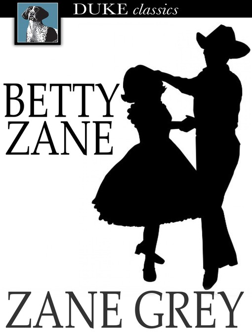 Cover image for Betty Zane