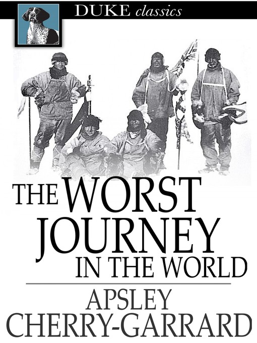 Cover image for The Worst Journey in the World