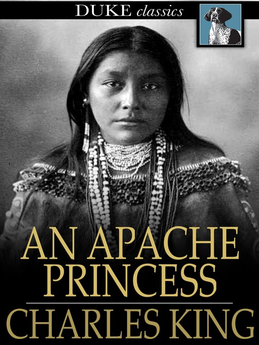 Cover image for An Apache Princess