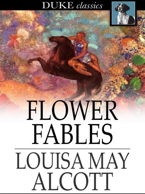 Cover image for Flower Fables