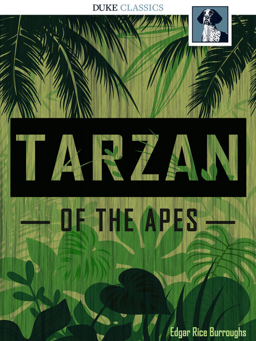 Cover image for Tarzan of the Apes