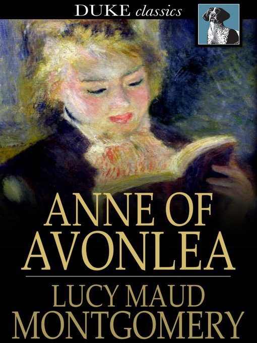 Cover image for Anne of Avonlea