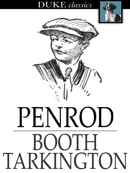 Cover image for Penrod
