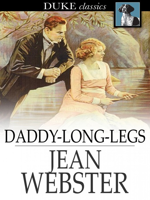 Cover image for Daddy-Long-Legs