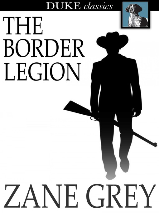 Cover image for The Border Legion