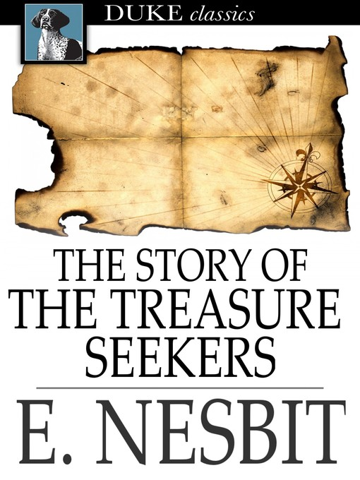 Cover image for The Story of the Treasure Seekers