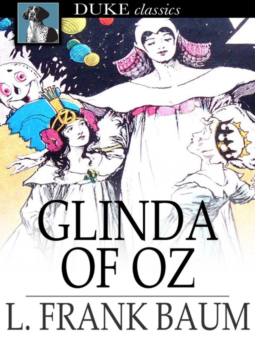 Cover image for Glinda of Oz
