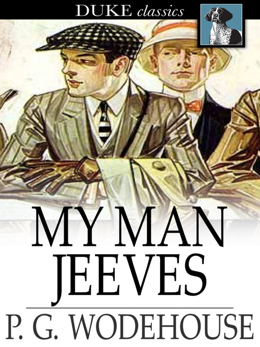 Cover image for My Man Jeeves