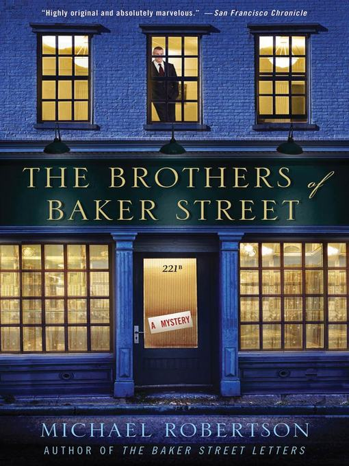 Cover Image of The brothers of Baker Street