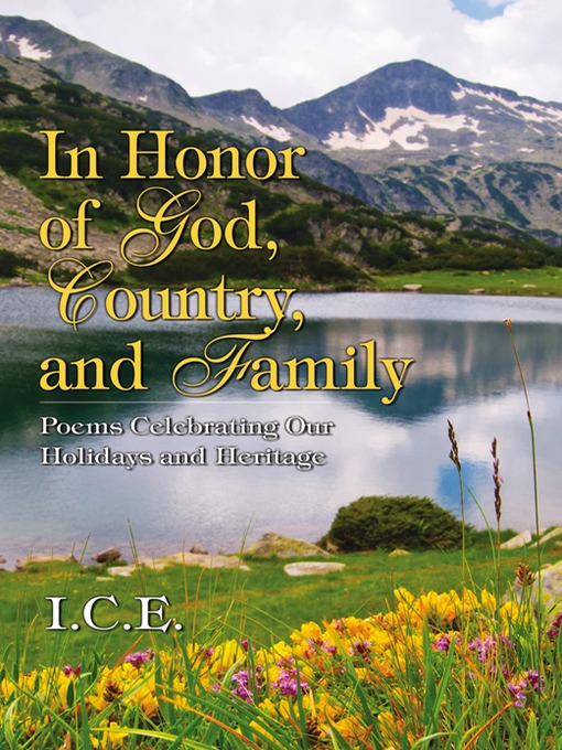 In Honor of God, Country, and Family (eBook)