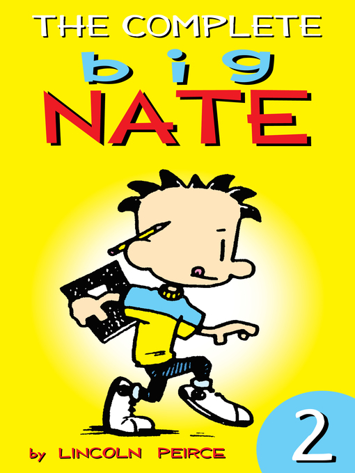 Cover Image of The complete Big Nate. Volume 2