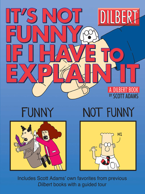 It's Not Funny If I Have to Explain It (eBook)
