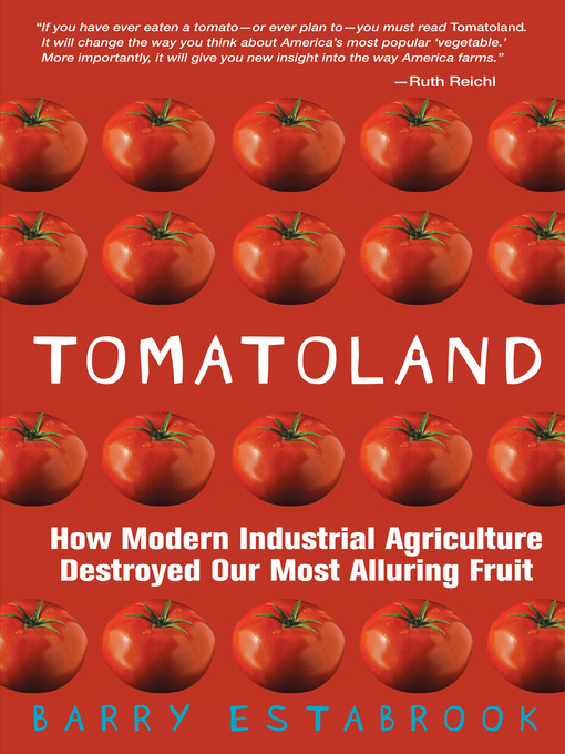 Cover image for Tomatoland