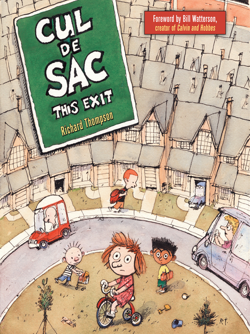 Cul De Sac (eBook): This Exit