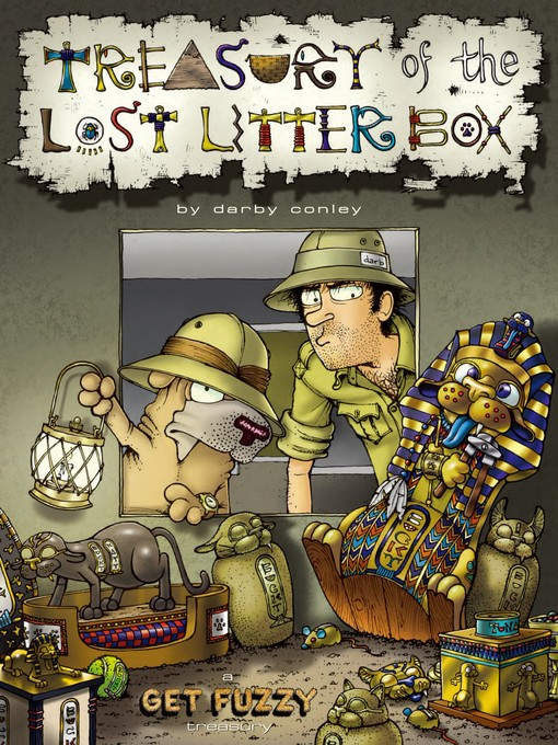 Treasury of the Lost Litter Box - Get Fuzzy (eBook)
