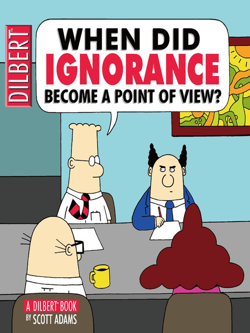 When Did Ignorance Become a Point of View (eBook)