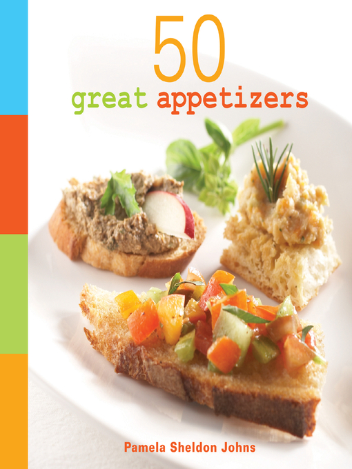 50 Great Appetizers (eBook)