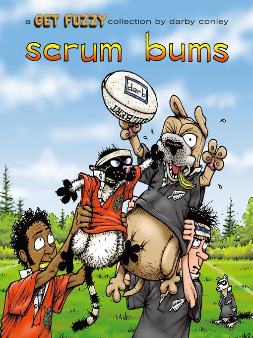 Scrum Bums - Get Fuzzy (eBook)