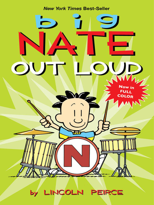 big nate out loud Big nate out loud.