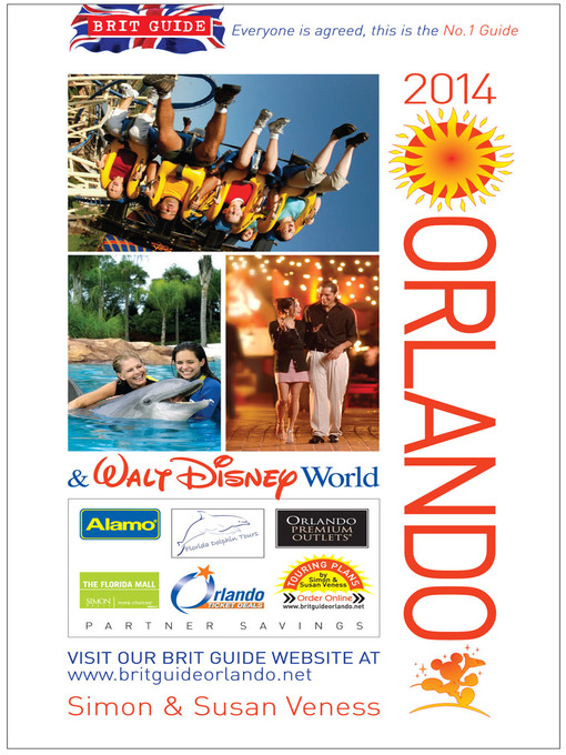 Brit Guide to Orlando 2014 (eBook)