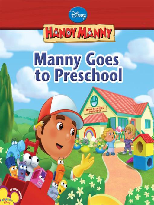Manny goes to preschool