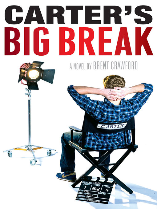 Cover image for Carter's Big Break