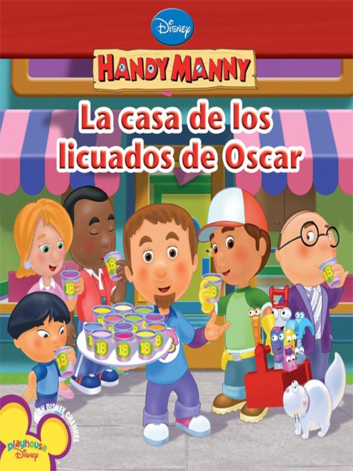 Oscar's house of smoothies (spanish)