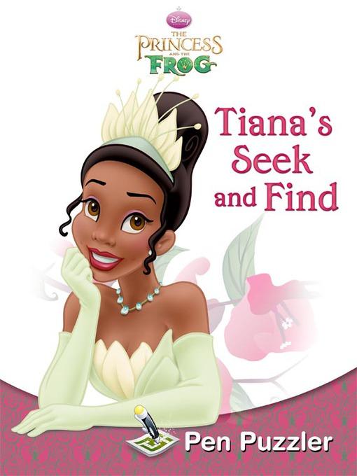 Princess tiana's seek and find