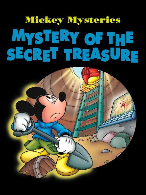 Mystery of the secret treasure, volume 2
