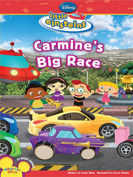 Carmine's big race