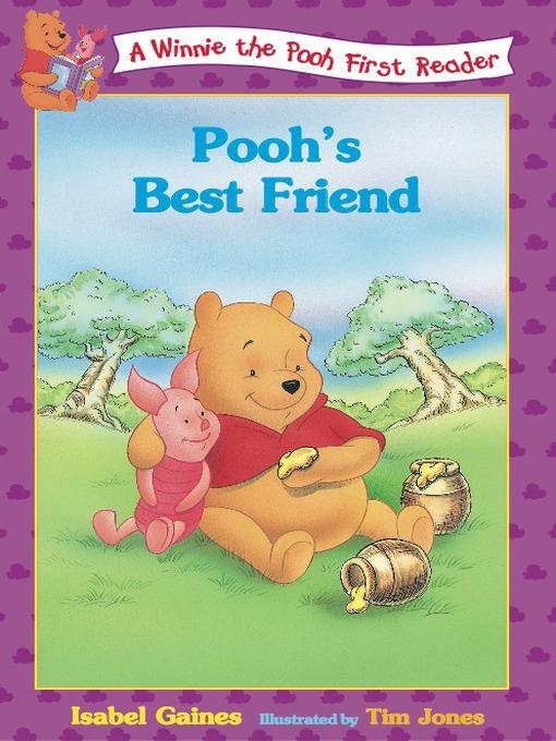 Pooh's best friend, volume 7