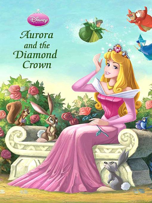 Aurora and the diamond crown