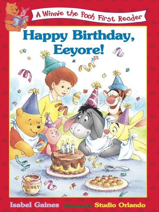 Happy birthday, eeyore!, volume 6