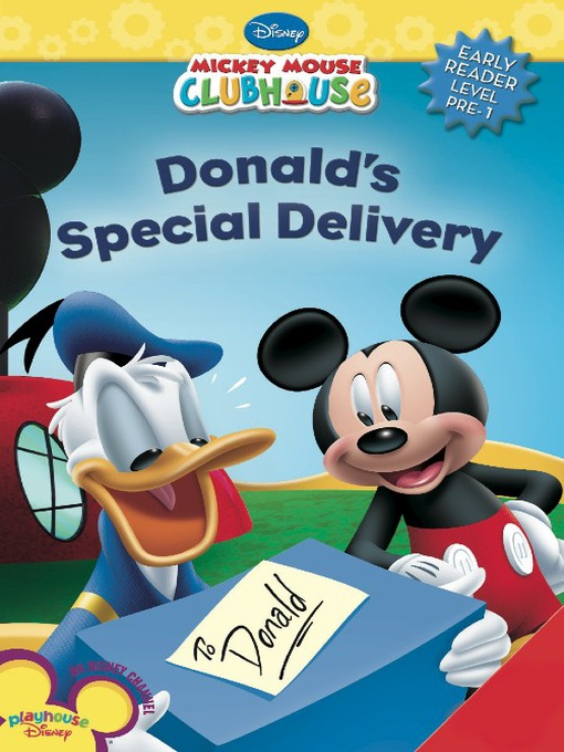 Donald's special delivery
