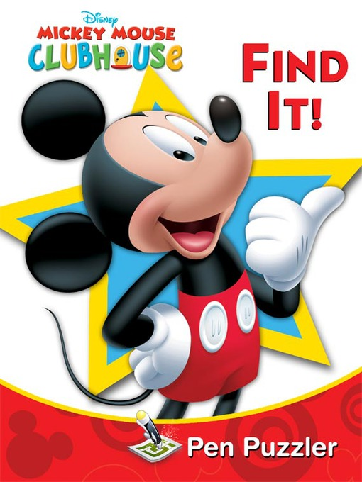 Mickey mouse clubhouse find it!