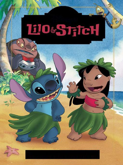 Lilo & stitch movie storybook