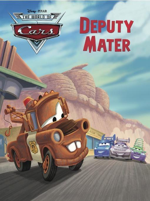 Deputy mater (world of cars customization #2)