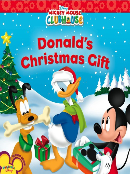 Donald's christmas gift