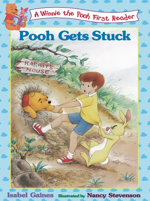 Pooh gets stuck, volume 1