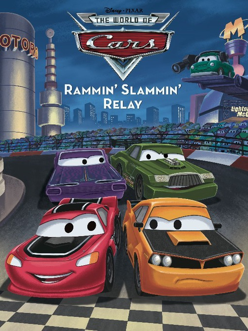 Rammin' slammin' relay (race-o-rama storybook #4)