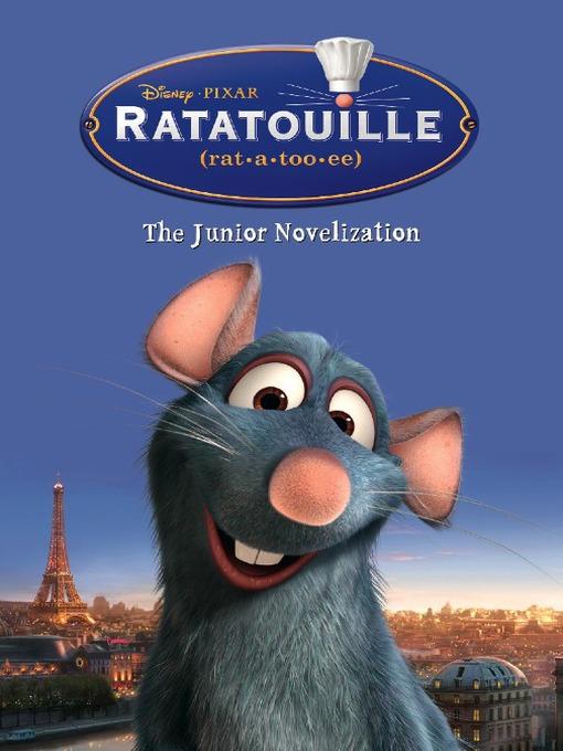 Ratatouille junior novel